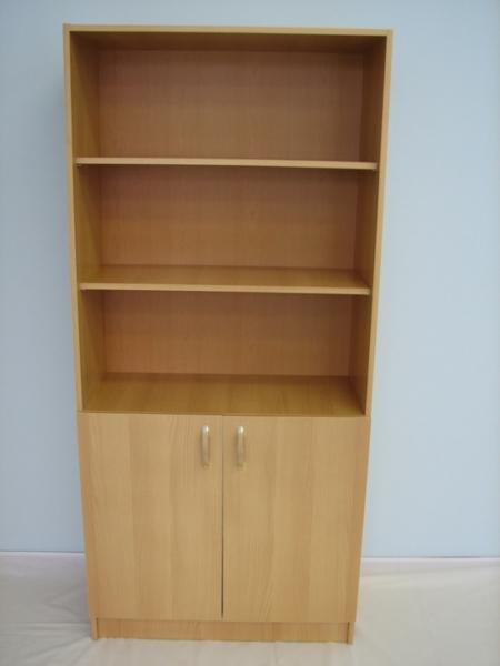 Шкаф полуоткрытый для документов