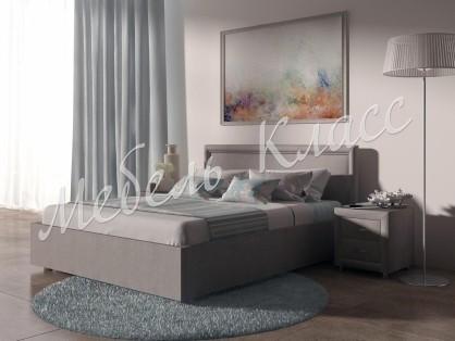 Кровать Веrgаmо/Бергамо (с металлическим основанием) Сонум