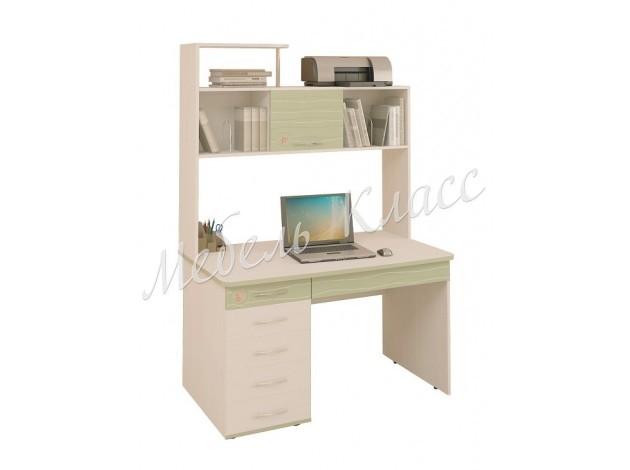 Компьютерный стол детский Акварель