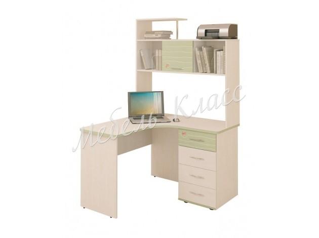 Компьютерный стол детский Акварель-53.13