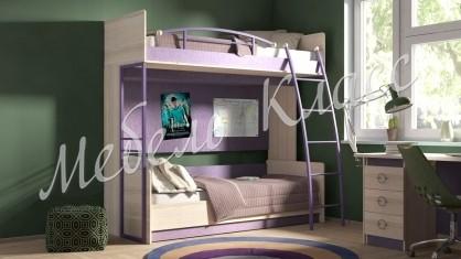 Двухъярусная кровать «Индиго»