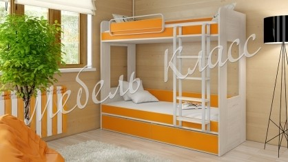 Двухъярусная кровать «Аватар»