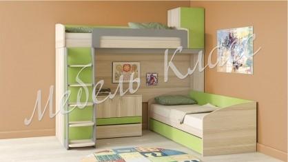 Двухъярусная кровать «Киви»