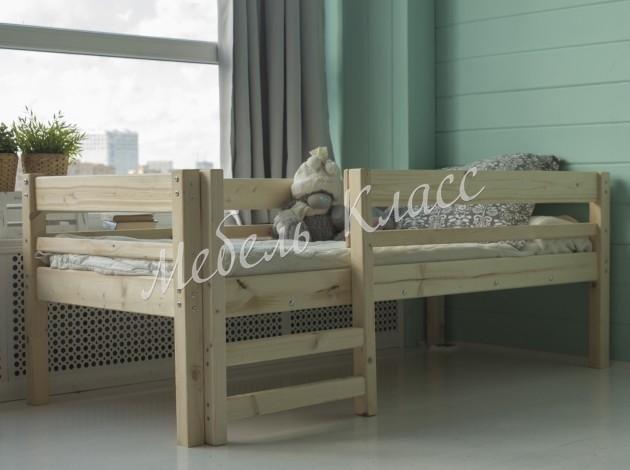 Детская кровать Твинни-Тедди