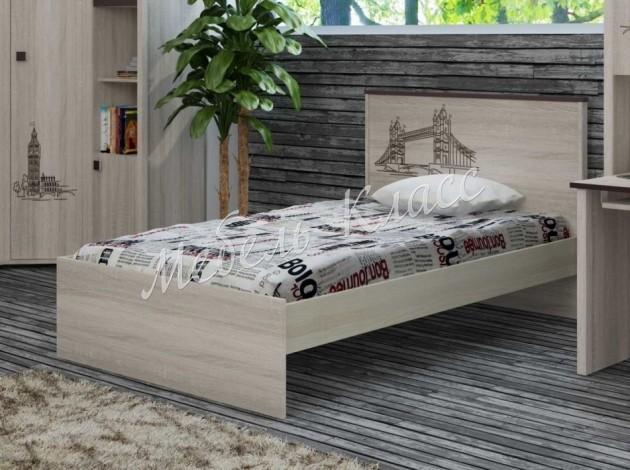 Детская кровать Хэппи 3