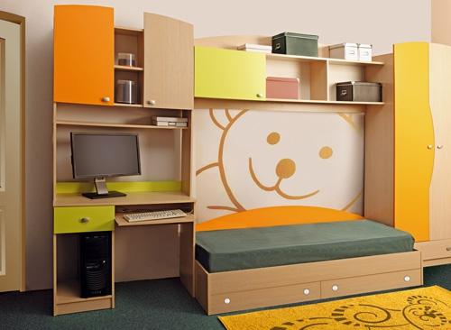 Комплект детской мебели Тони-2
