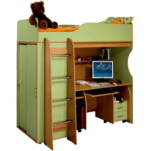 Детская мебель Мишутка