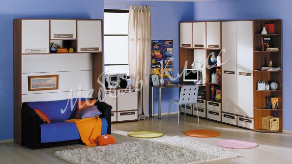 «Орион» модульная мебель для детской комнаты