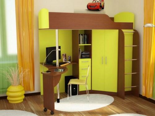 Набор детской мебели Колизей