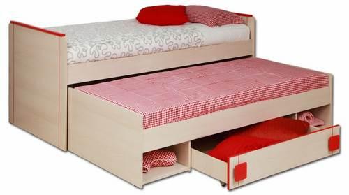 Кровать двухуровневая выдвижная Севилья-16