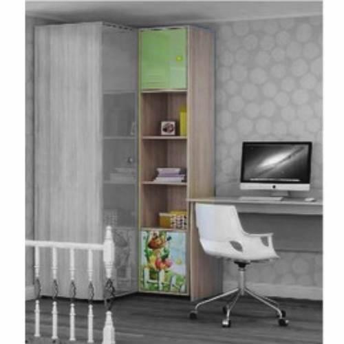 Шкаф-пенал для книг «Браво»