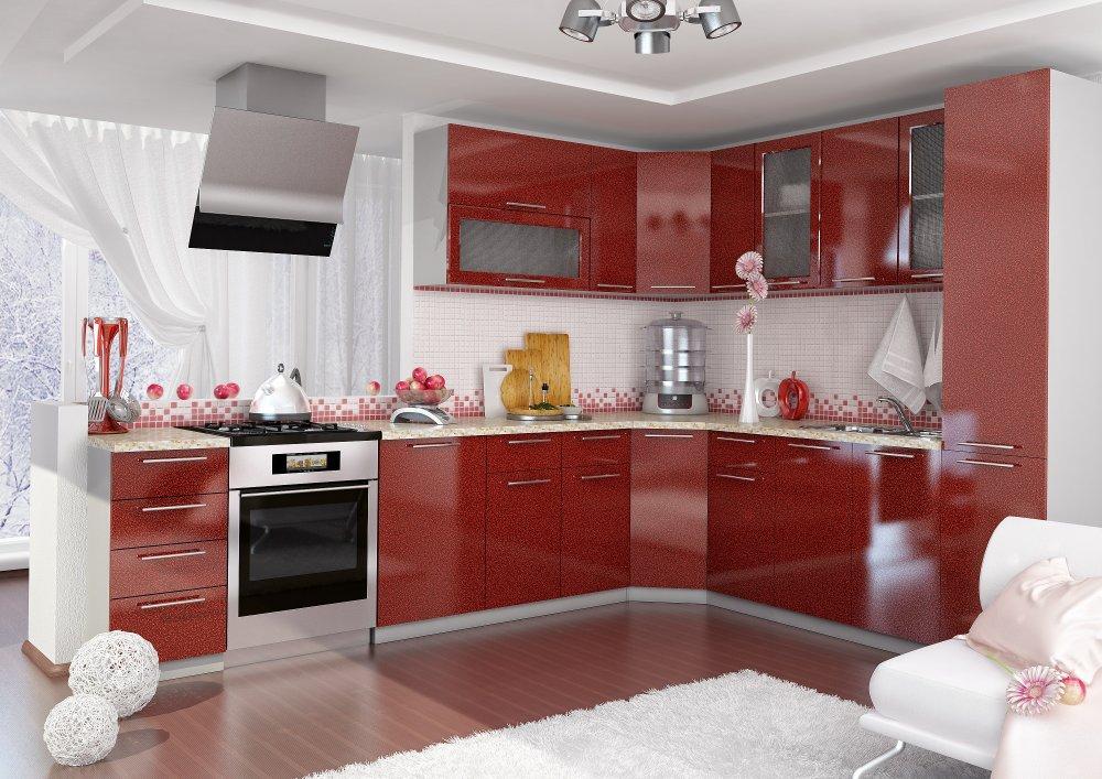 ОЛИВА - Модульные кухни