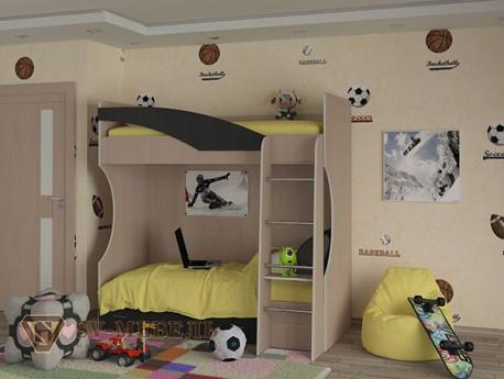 Детская мебель Бемби-4