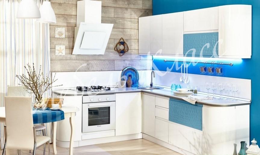 Модульные кухни «Айсбери»