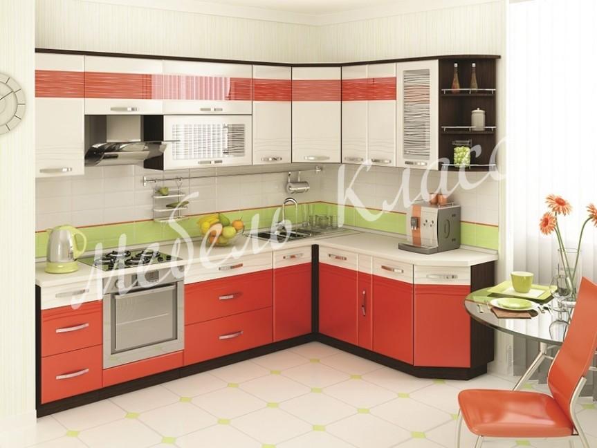 Модульные кухни «Оранж»